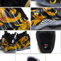 SUPREME x NIKE AIR FOAMPOSITE 1 SUPREME SP BLACK/BLACK-METALLIC GOLD
