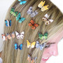 PICK 3 ButterflButterfly Hair Clips