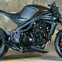 Triumph 1050 Speed Triple by Impoz Design
