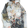 Event Mountain Parka Textile Art by JOSE PARLA