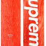 Supreme Stained Logo Decks