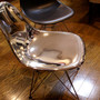 Eames Shell Side Chair DSR 'plating'