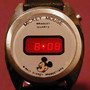 Mickey Mouse LED Watch