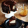 Chocolate Caramel Cheesecake