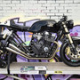 RC42 Cafe Racer Built by R&amp;B Racing