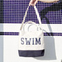 2WAY HANDLE TOTE BAG