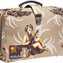 SS2014 Hawaiian Print Luggage