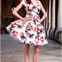 Ted-Baker-Printed-Full-Skirt-Dress