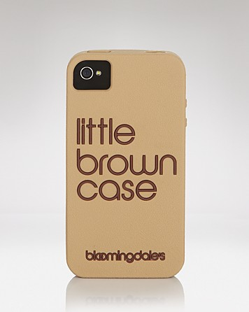 littele browncase
