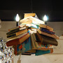 BOOKS CHANDELIER