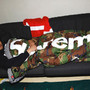 CAMO SLEEP BAG