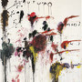 Quattro Stagioni: AUTUNNO, 1995, acrylic, oil, crayon and pencil on canvas