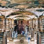 Abbey Library of St. Gallen in Switzerland