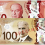 canadian plastic money