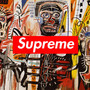 SUPREME ARE WORKING ON A BASQUIAT COLLECTION