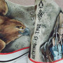 Connor Assassin's Creed3 Converse Shoes Painting (Made To Order)
