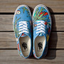 Image of Vans California Van Doren Series 2013 Spring Authentic CA &quot;Parrot&quot;