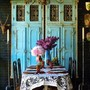 vintage decor dinning room