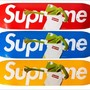 Supreme x Terry Richardson x Kermit skate deck