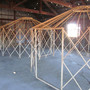 Camping Yurt Frame Kit