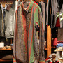 19TH BD SHIRTS 【FOULAD HIPPIE STRIPE】