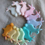 Easter Bunny Cupcake Toppers (12 Bunnies)