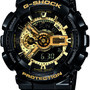 Casio G-Shock Black & Gold GA110GB-1A