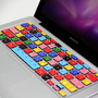 Colorful LEGO MacBook Keyboard