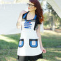 STAR WARS R2D2 inspired apron costume