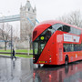 New Double-Decker Bus