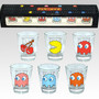 PAC-MAN COLLECTORS' SHOT GLASS SET