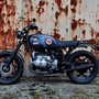 R80 RT Scrambler with R100 Powerkit Cafe Racer Custom