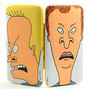 Beavis and Butthead Face Hinge Wallet
