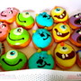 Monsters University Doughnuts