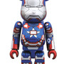 BE@RBRICK IRON PATRIOT