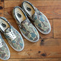VANDOREN ERA & CLASSIC SLIP ON color:CAMO