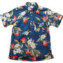 POPOVER BD SHIRT - Printed / Hawaiian