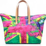 VIVIENNE WESTWOOD Large Crawford Shopper Bag