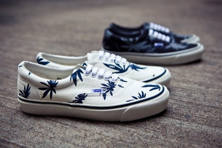 Vans Vault 2012 Summer OG Era LX Pack