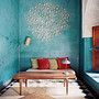 Lonny Magazine August 2012 | Photography by Patrick Cline; Interior Design by Riad El Finn
