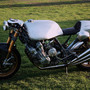 CBX1000 RAW Cafe Racer by  Motor Retro