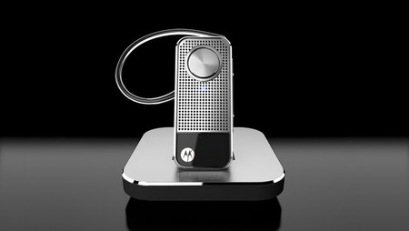 H12 Motorola Bluetooth headset