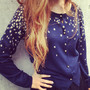 star cardigan