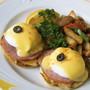 Kaimana Egg Benedict