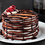 Chocolate Pancake Cake