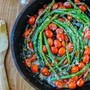 Sauteed Asparagus and Cherry Tomatoes | Quick Recipes
