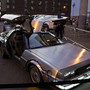 Part II Delorean Time Machine Replica