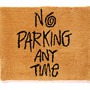 Rag Mat - No Parking Any Time