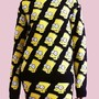 Jeremy Scott Bart Simpson Sweater