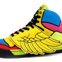 JS WINGS 「adidas Originals by JEREMY SCOTT」 「LIMITED EDITION for DESIGN COLLABORATIONS」